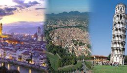 Firenze Lucca Pisa