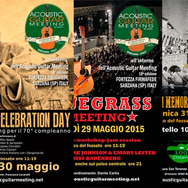 Sarzana Acoustic Guitar meeting