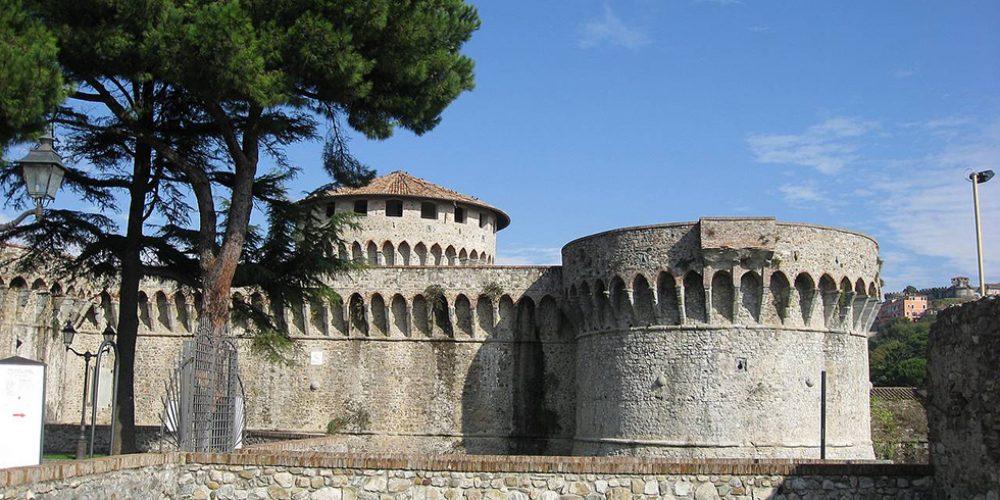 Sarzana Fortezza Firmafede