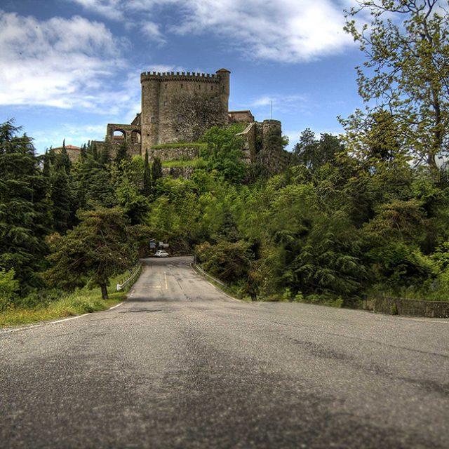 Malaspina Castle Fosdinovo